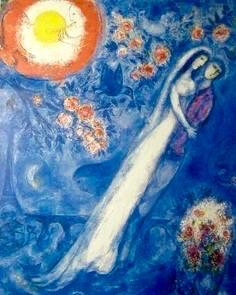 Chagall's Bride