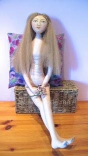 Marina's muses, individually hand made creations.