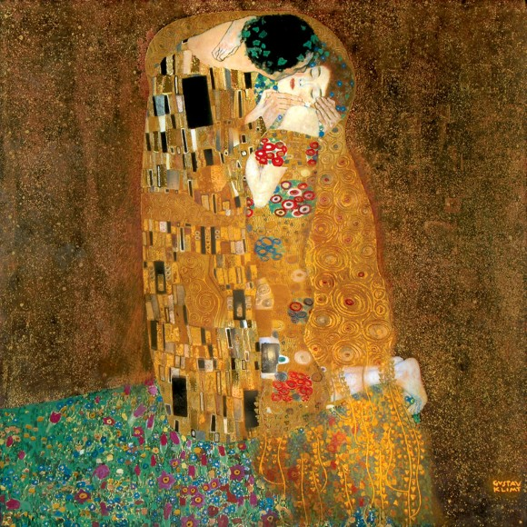 Marina made muses based on artist's models, Gustav Klimt's Emilie was inspired by this painting.