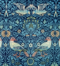 William Morris tapestry design.
