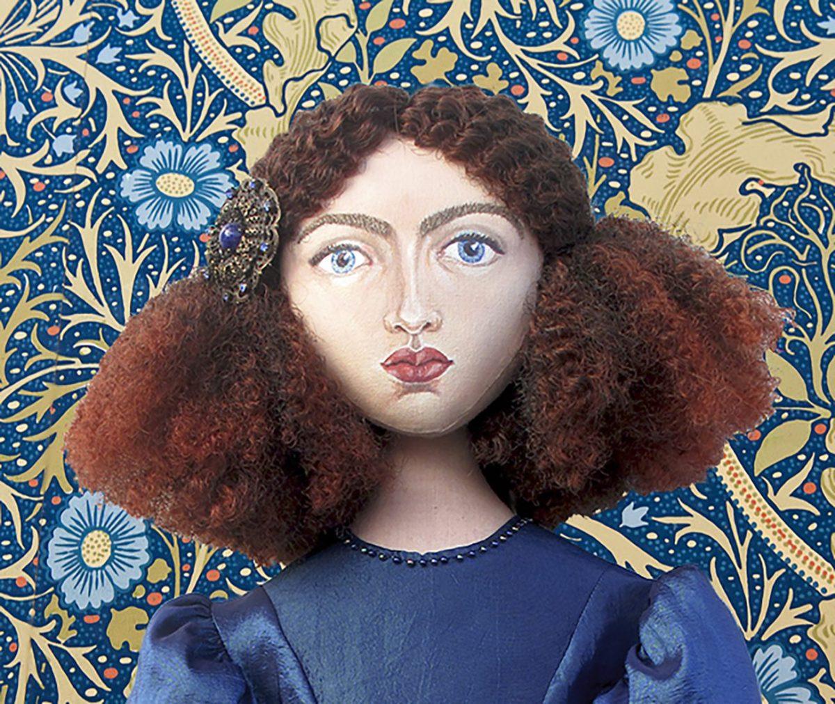 Rossetti's Jane Morris