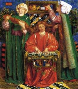 Dante Gabriel Rossetti - A Christmas Carol
