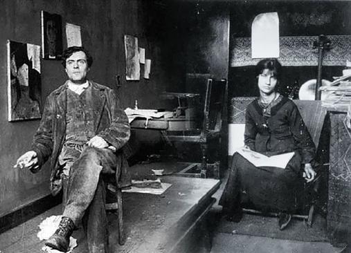 Jeanne Modigliani: Jeanne Hébuterne, Artist And Muse Of Modigliani