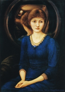 Margaret Burne-Jones, 1885 painted by Edward Burne-Jones.