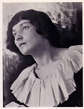 Bella Chagall 1917 Photograph by Shalom Books.