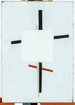Suprematism of the Spirit, by Kazimir Malevich, 1919.