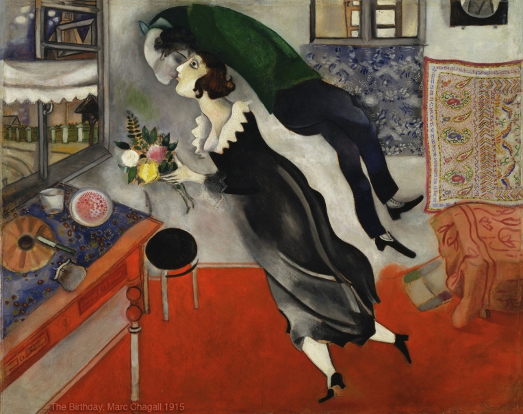 Bella, Chagall's eternal love. Bella Rosenfeld, Bella Chagall.