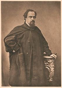 Rossetti in 1862