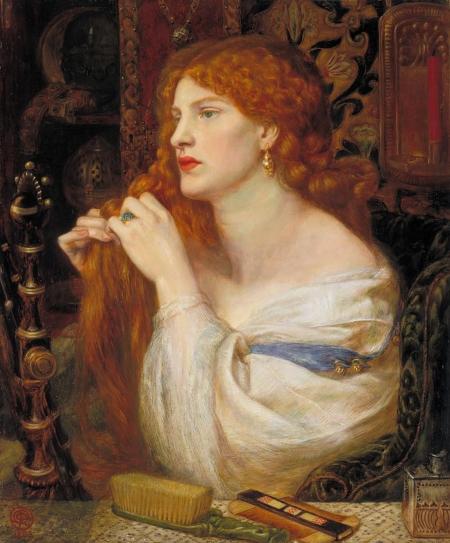 Fanny Cornforth.