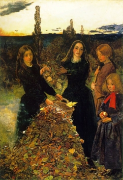 A popular Millais painting