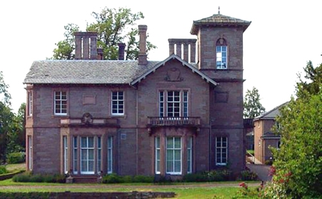Bowerswell House