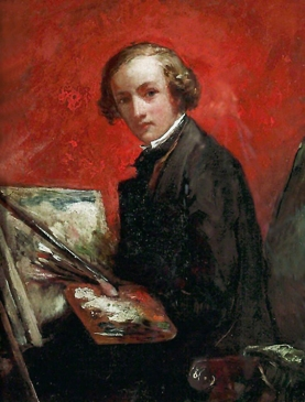 A young John Everett Millais