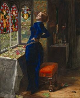 'Mariana', by John Everett Millais, 1851.