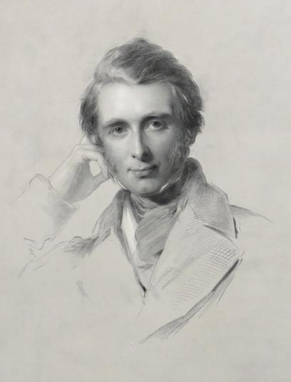 A young John Ruskin