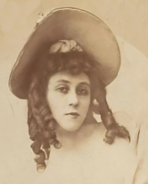 Photograph of young Jane Avril, photographer unknown.