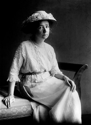 Gabriele Münter c.1916- 1917, Photograph.