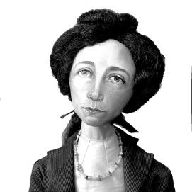 Gabriele Münter Muse by Marina Elphick.