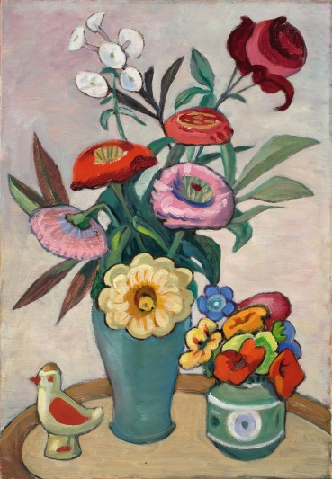 Summer Bouquet, 1944 Gabriele Münter.