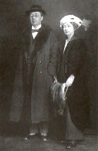 Wassily Kandinsky and Gabriele Münter